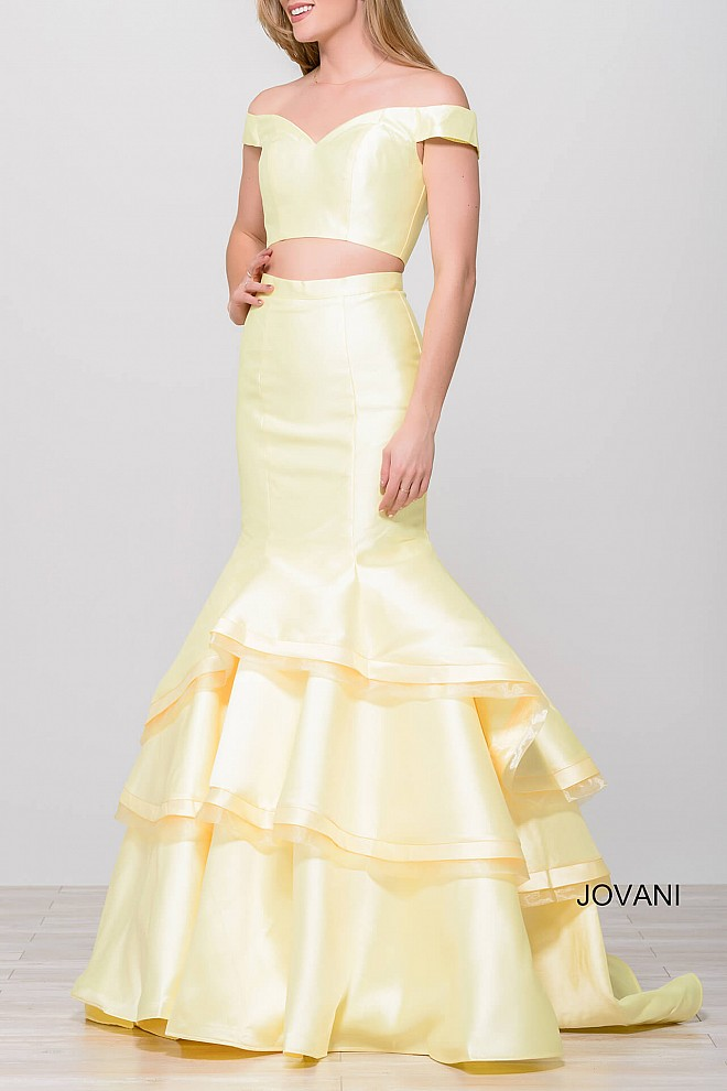 Top 5 Yellow Prom Dresses for 2017