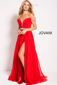 Top Red Prom Dresses for the Season 2018
