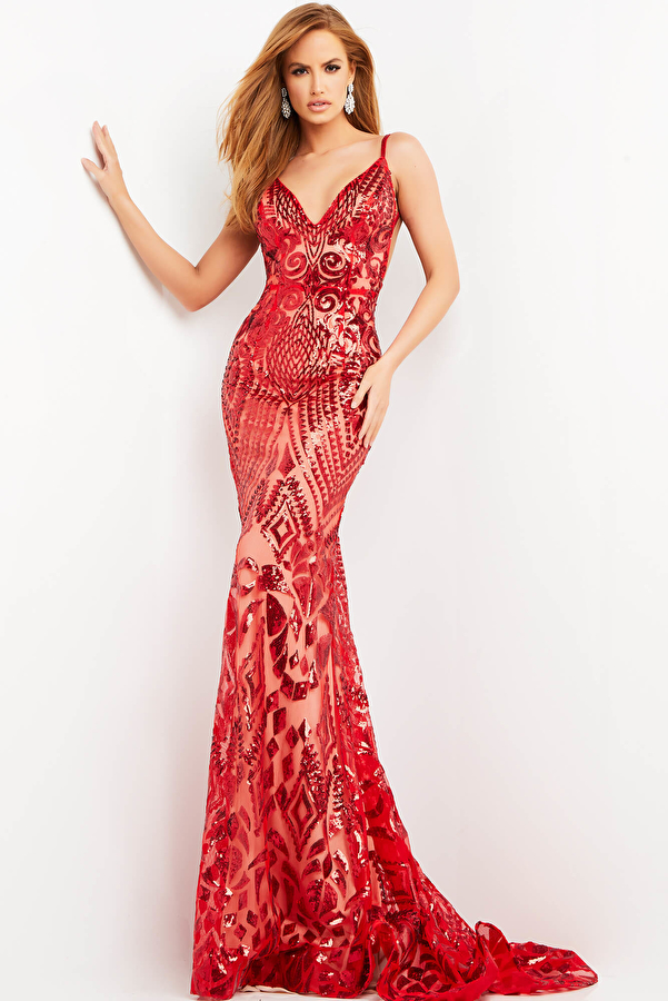 Red Mini Gown Perfect for Photo shoots and Special Occasions~Engagement Dress~Party Dress~Prom Gown~Short One Sleeve Stylish Red dress